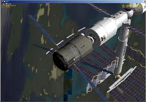 ATV at ISS